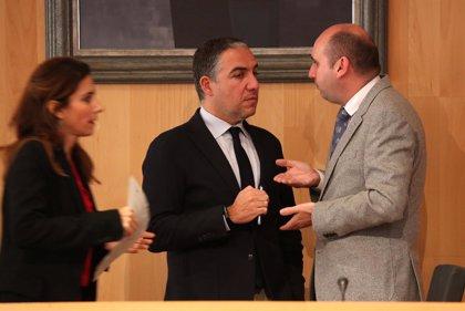 Brecha laboral, pensiones, Patronato de Recaudación y el tercer hospital, a debate este martes en pleno de Diputación