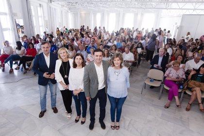 Los Centros de Servicios Sociales Comunitarios de Diputación atendieron a 40.542 personas en 2017
