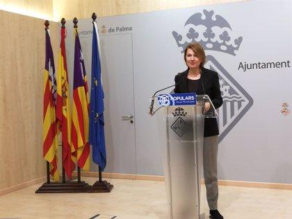 """El PP considera """"vergonzoso"""" el apoyo del equipo de gobierno de Cort a Valtonyc y les acusa de """"perder los papeles"""""""