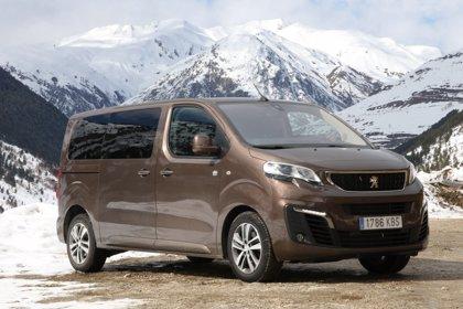 Peugeot amplía al Traveller su oferta de vehículos 4x4