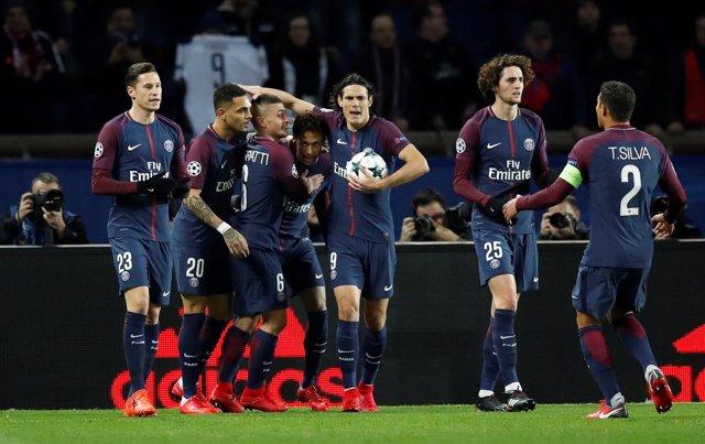 El PSG se da otro atracón en Champions