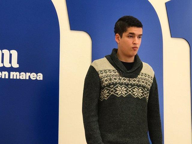 Emilio Cao, mozo galego que será xulgado Madrid