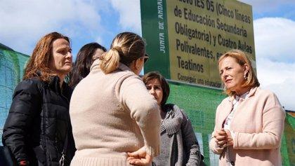 PP de Málaga pide que las aulas prefabricadas del IES de Teatinos se ubiquen en un solar anexo para evitar desplazarse