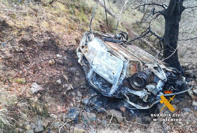 Rdo. Nota De Prensa Guardia Civil (Se Investiga La Localización De Un Cadaver En