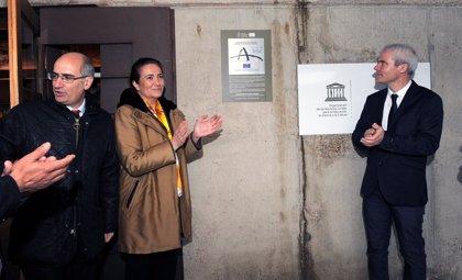 El yacimiento de Siega Verde primero de España que recibe el distintivo de 'Patrimonio Rupestre Europeo'