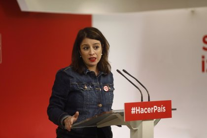 El PSOE pide consenso en temas como la compra de material de armamento