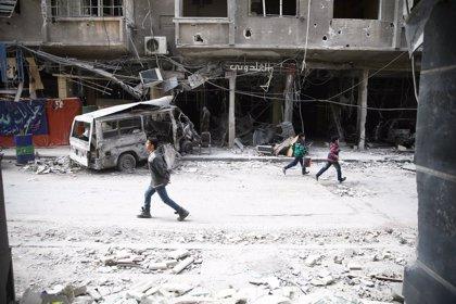 El Gobierno sirio confía en que los rebeldes de Ghuta Oriental accedan pronto a ser evacuados