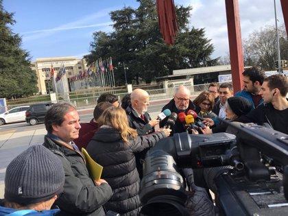 """El Síndic de Greuges señala en la ONU una """"regresión"""" de derechos en España desde 2012"""
