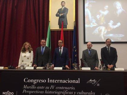 """Arranca el congreso 'Murillo ante su centenario' en Sevilla, con más de 50 expertos, """"una oportunidad de conocimiento"""""""