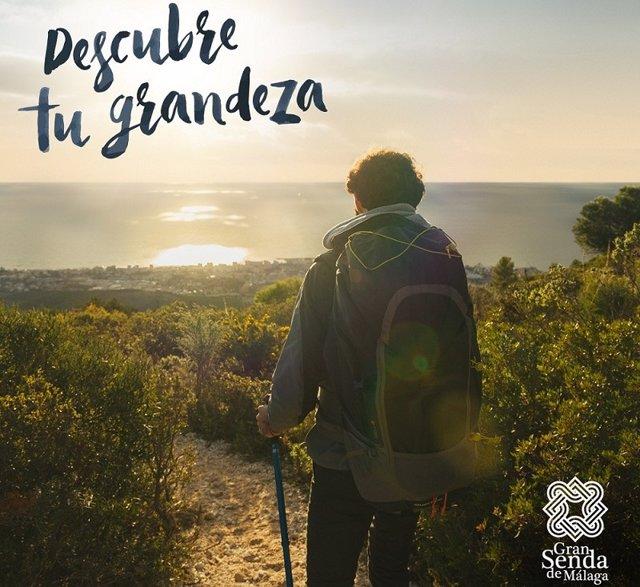 Descubre tu grandeza información Gran Senda Málaga