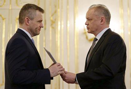 La coalición gobernante en Eslovaquia pacta la composición del nuevo Ejecutivo