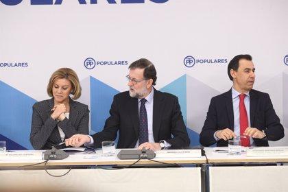 Rajoy pide calma al PP ante las movilizaciones en la calle y reivindica su capacidad de llegar a acuerdos
