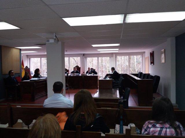 Juicio contra un joven en Palencia por presunta agresión a su exnovia 19-3-2018