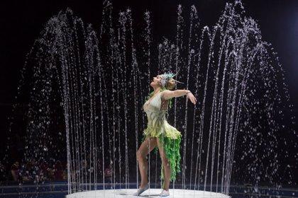 El espectáculo 'Circo sobre agua' llega a Santander del 23 de marzo al 8 de abril