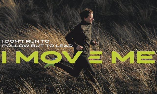 I move me, campaña de ASICS