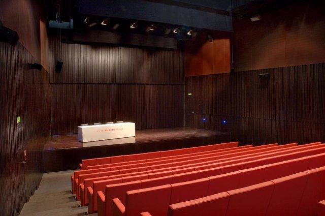 Auditorio del Museo Picasso Málaga