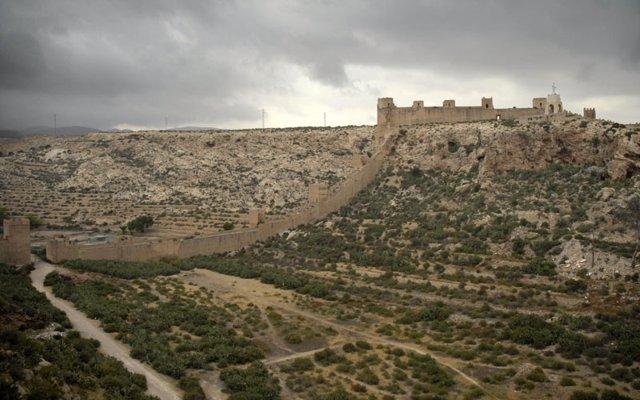 La Muralla de la Hoya