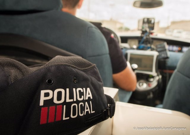 Radar de la Policía Local