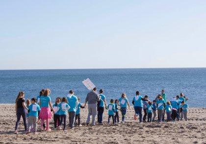 Más de 300 escolares participan en actos de sensibilización sobre la conservación litoral