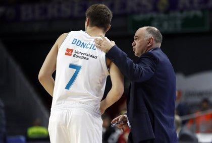 """Laso: """"Sería absurdo no poner a Doncic si está para jugar"""""""