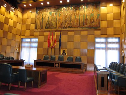 El pleno no es competente para aprobar asuntos bloqueados en los patronatos de Zaragoza