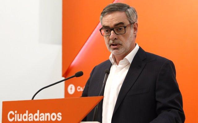 Ciudadanos menosprecia la 'gran propuesta' del PSOE sobre los sueldos de los políticos y las pensiones