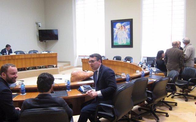 La UME se niega a comparecer en la comisión de incendios del Parlamento gallego