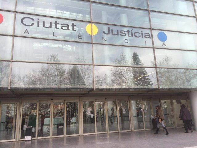 Ciudad de la Justicia de València