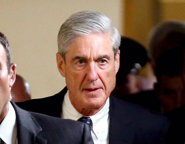 El fiscal especial Robert Mueller