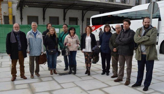 Nace la plataforma Granada por el tren
