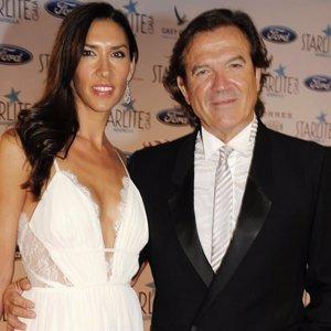 Lorena Aznar guarda silencio sobre el divorcio con Pepe Navarro