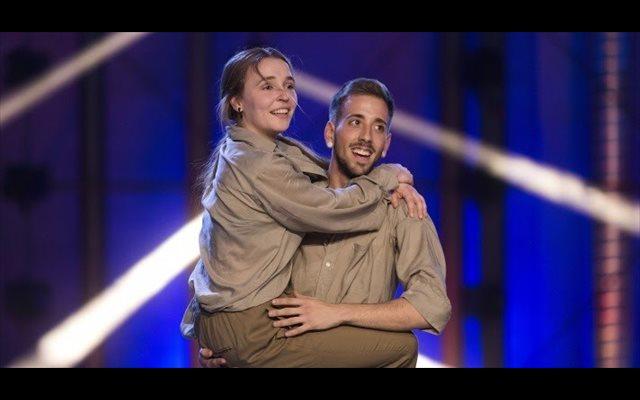 Wondy y Adrián ganan la inmunidad de 'Fama a bailar'