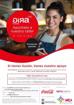 Np La Harinera Acoge Encuentro Formación De Mujeres Emprendedoras