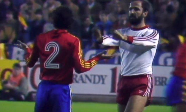 El histórico España - Malta del 12-1