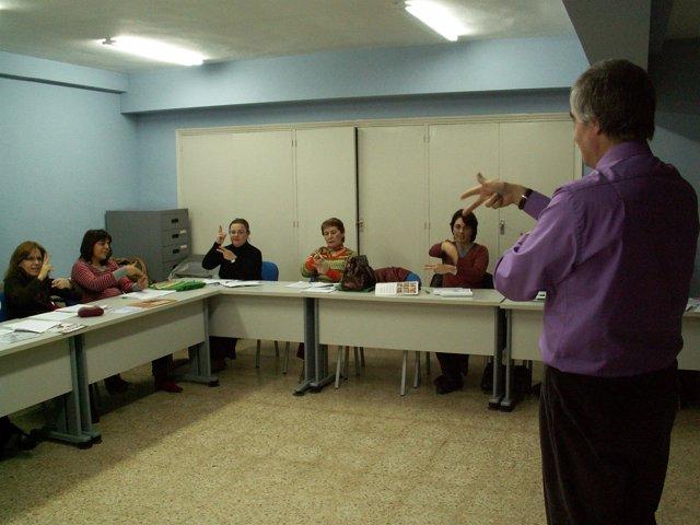 Curso para profesionales del Compejo Hospitalario de Jaén.