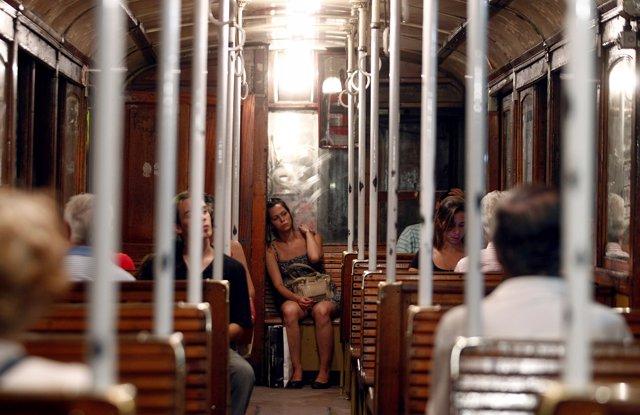 Subte metro Buenos Aires
