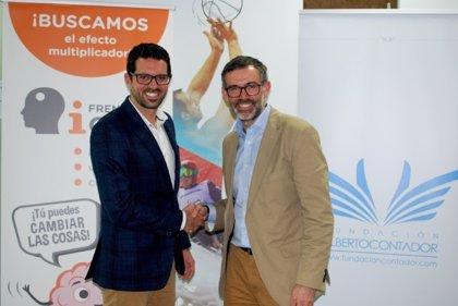 Freno al Ictus y Fundación Alberto Contador colaboran para dotar a Sanidad de más recursos para el abordaje del ictus