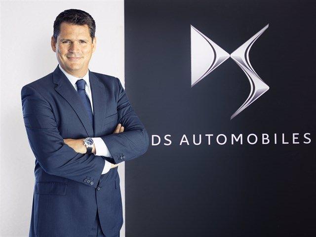 Borja Sekulits, director de Desarrollo de DS Automobiles España y Portugal