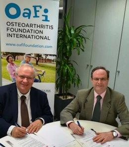 SEFAC y la Fundación Internacional de la Artrosis
