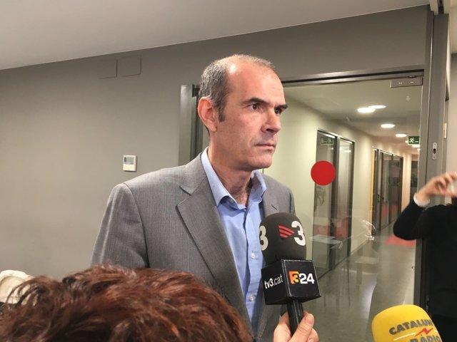 Lluís Inglada del Institut Cerdà