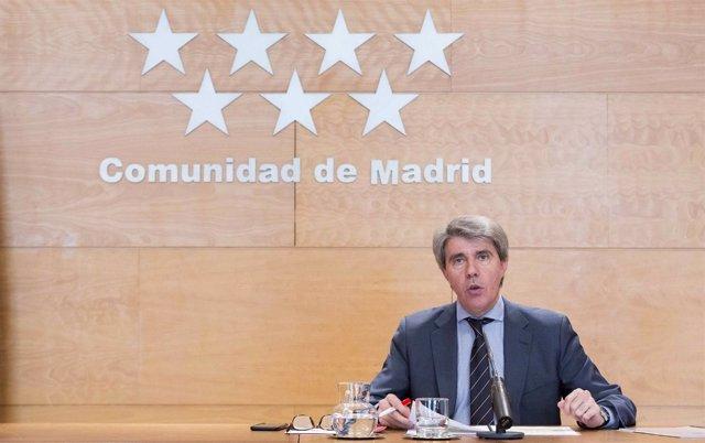 Fotos De La Reunión Del Consejo De Gobierno De La Comunidad De Madrid Y La Rueda