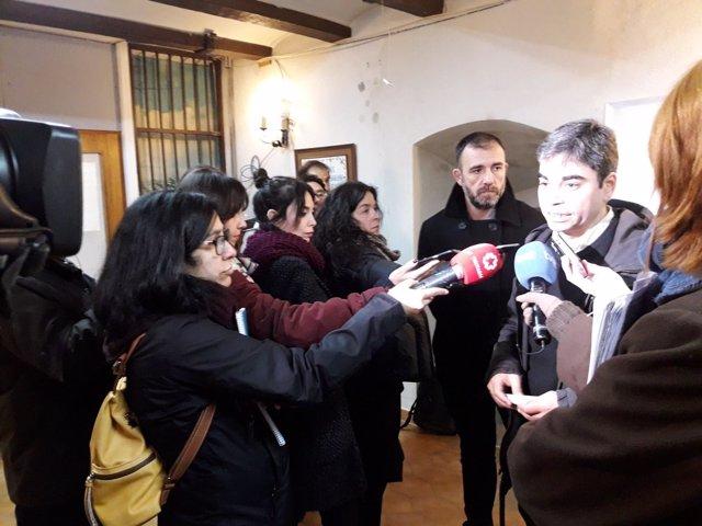 El delegado de Economía en el Ayuntamiento de Madrid, Jorge García Castaño