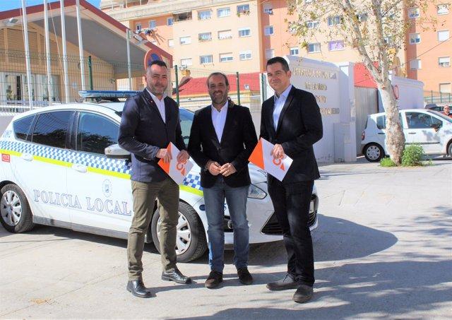 Ciudadanos presetna una moción sobre Policía Local