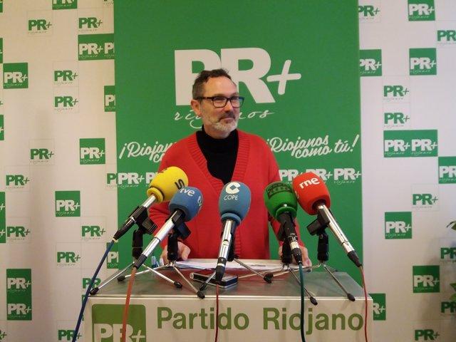 Nota De Prensa Pr+ Pacto Infraestructuras La Rioja