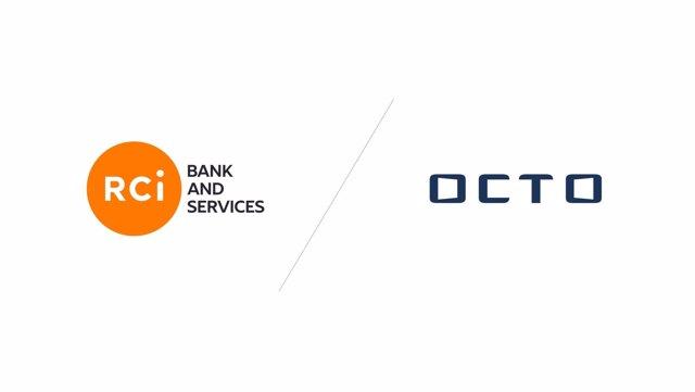 Logo Octo Telematics y RCI Bank and Services