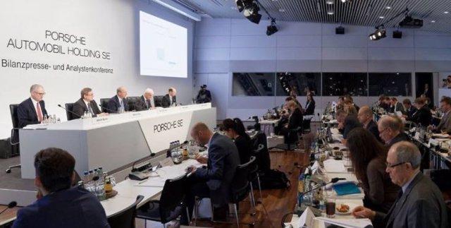 Conferencia anual de prensa y analistas de Porsche SE