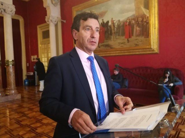 Biel Barceló, líder del PP de Baleares