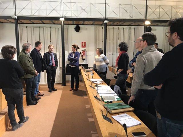Reunión del grupo de expertos para la reactivación de la Lista Verde en España