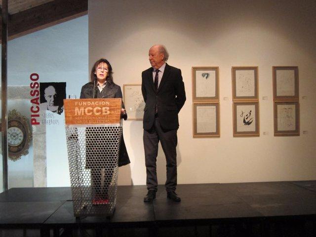 Exposición de grabados de Picasso en Cáceres
