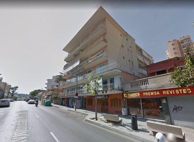Avenida Joan Miró
